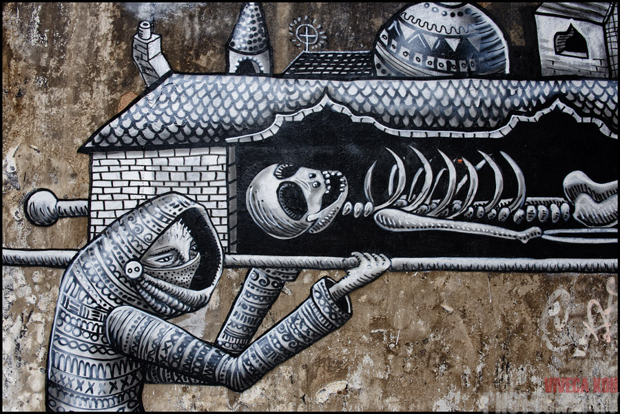 Phlegm Detail_3 Sheffield, UK