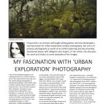 Article in RPS Visual Art Group Magazine